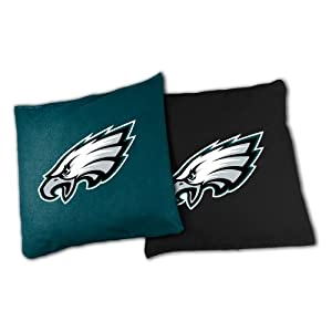 Buy NFL Philadelphia Eagles Official Cornhole Bean Bag Sets by Wild Sports