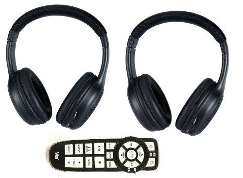Dodge Grand Caravan Headphones and DVD Remote 2008 2009 2010 2011 2012 2013 2014
