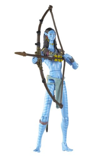 Image of James Cameron's Avatar Na'vi Neytiri Action Figure