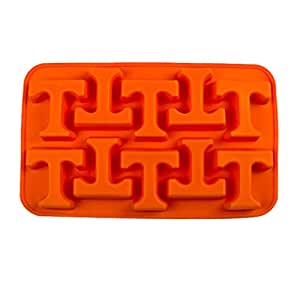 Tennessee Silicone Ice Tray / Candy Mold (2 Pack)