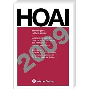 HOAI 2009 - Textausgabe