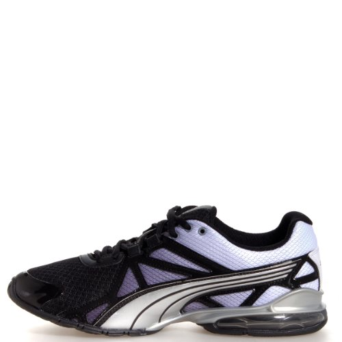 Puma PUMA Men's 10Cell Voltaic DD Black/White 10 D - Medium