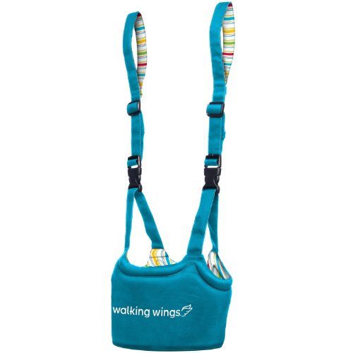 Upspring Baby Walking Wings Learning To Walk Assistant Blue