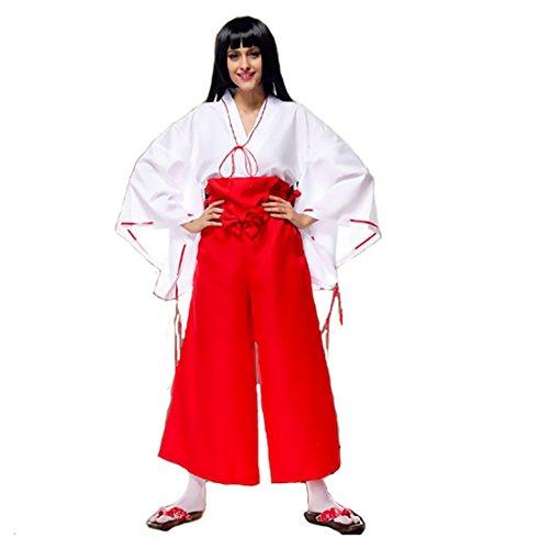 koola-mujer-japones-miko-de-bruja-disfraces-adultos-disfraz-kit-rojo-red-white-m