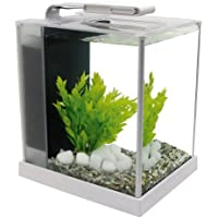 Fluval Spec III 2.6-Gallon Aquarium Kit (White)
