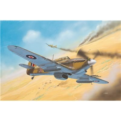 Hawker Hurricane Mk II C 1/72 Revell Germany (Cannon Air Filter compare prices)