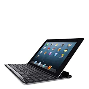 Belkin QODE FastFit Bluetooth Keyboard with Cover for Apple iPad 2, 3rd Generation, and 4th Generation with Retina Display from Belkin Components