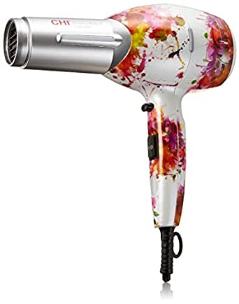 CHI Professional LOW EMF Hair Dryer 1800 Watts with FREE Gift