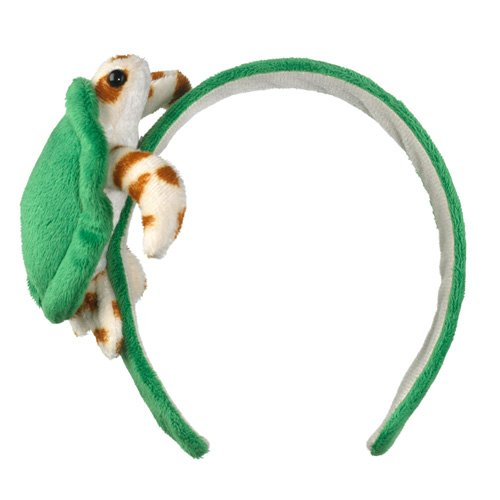 Sea Turtle Headband Plush Sea Turtle Stuffed Costume Head Band Unisex Hair Accessory