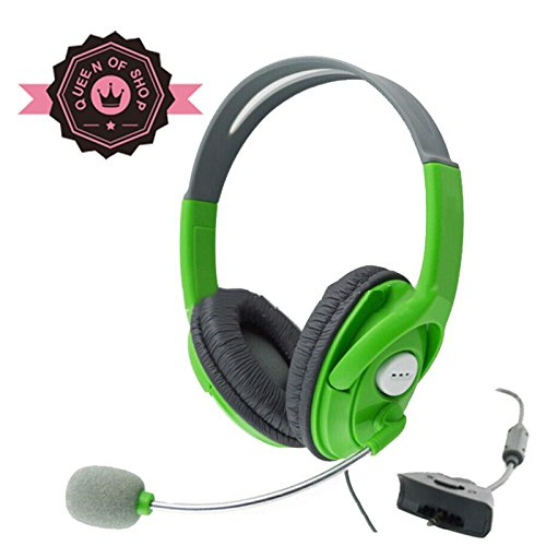 Xb890Xbox Green Amplified Stereo Sound Beach Ear Force Universal Elite Gaming Headset For Xbox 360
