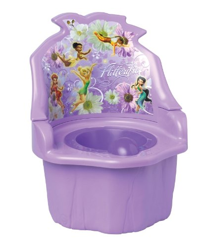 Ginsey Disney Fairies 3 in 1 Potty Trainer