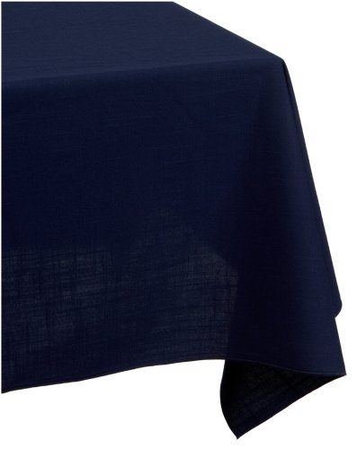 Rose Tree Royal Linen 60-By-104-Inch Oblong Tablecloth, Navy - Buy Rose Tree Royal Linen 60-By-104-Inch Oblong Tablecloth, Navy - Purchase Rose Tree Royal Linen 60-By-104-Inch Oblong Tablecloth, Navy (Rose Tree, Home & Garden, Categories, Kitchen & Dining, Kitchen & Table Linens, Tablecloths)