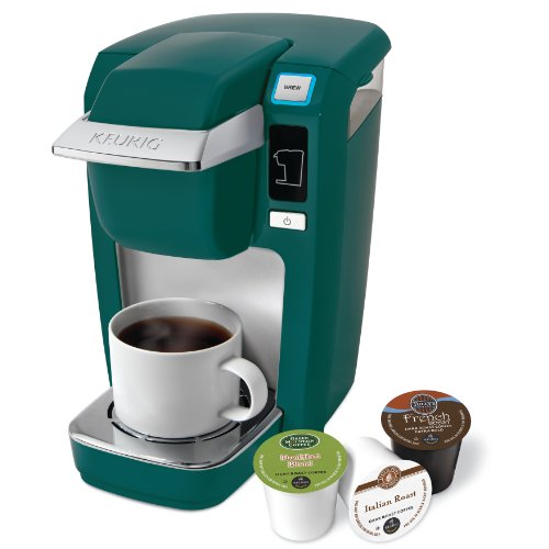 Keurig K10 Mini Plus Bayberry Green Single Serve