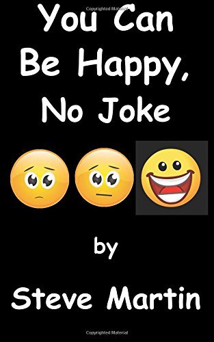 You Can Be Happy, No Joke (You Can Can compare prices)