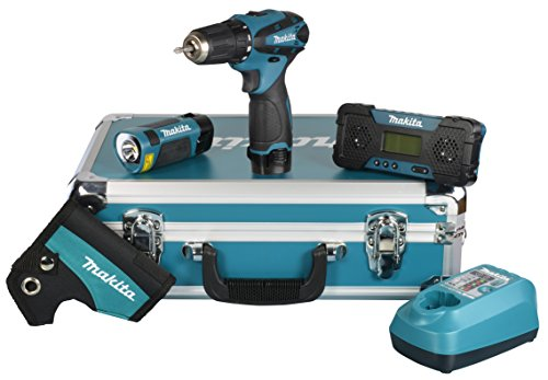Makita-Akku-Set-108-V-DF330D-MR051-ML100-DK1488X
