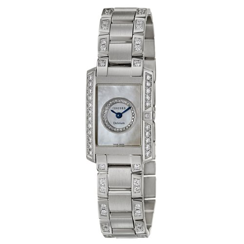 Concord Delirium Women's Quartz Watch 0311458