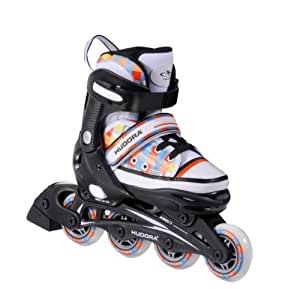 Hudora HD 99-C / 37631 Roller Enfant Multicolore 28 31