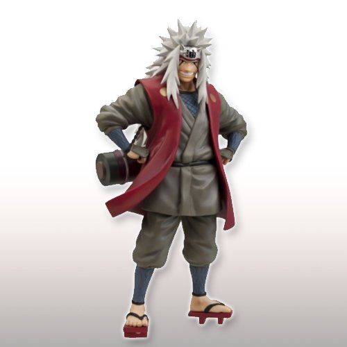 Shippuden ~ ~ B Ichino volume award Jiraiya figures separately - lottery NARUTO-Naruto most