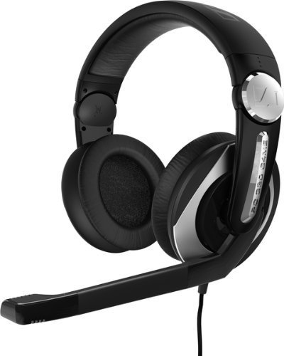 Sennheiser Communications High Performance Gaming Headset Pc 330 504121