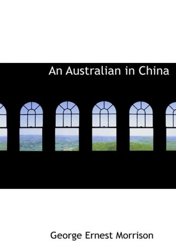An Australian in China