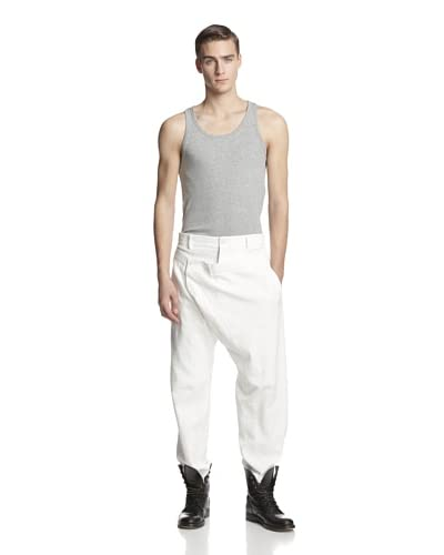 Alexandre Plokhov Men's Double Front Trouser