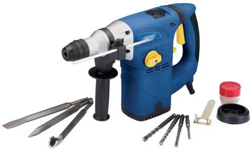 Draper Expert 41684 1,020-Watt 230-Volt SDS-Plus Hammer Drill