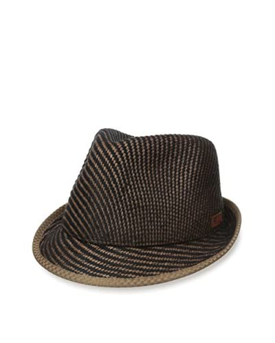 Ben Sherman Men's Straw Cotton Trilby Hat