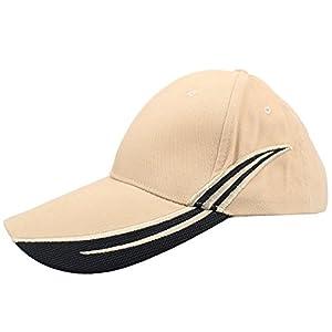 Sportown® 2016 Color Stitching Baseball Cap Unisex Fashion Hat Washed Cotton Cap