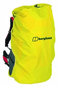 Berghaus Rain Cover Fluorescent Yellow Large by Berghaus