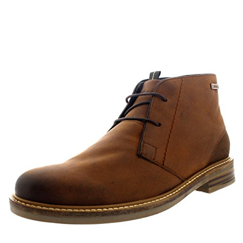 mens-barbour-redhead-chukka-smart-tan-office-leather-shoes-ankle-boots-tan-8