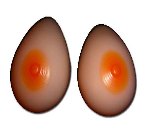 ENVY BODY SHOP Silicone Breast Forms M(600
