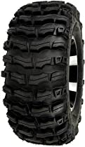 Sedona Buzz Saw Radial High Performance Tire - Rear - 26x11Rx12 , Position: Rear, Tire Size: 26x11x12, Rim Size: 12, Tire Ply: 6, Tire Type: ATV/UTV, Tire Construction: Radial, Tire Application: All-Terrain BS2611R12