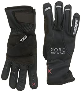 Gore Bike Wear Alp-X 2.0 Windstopper Soft Shell Gants homme Noir FR : M (Taille Fabricant : 7)