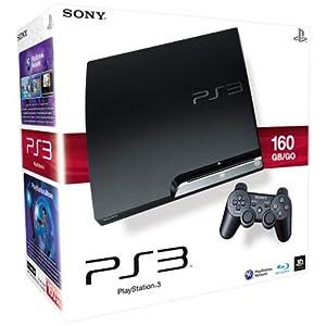 PlayStation 3 Konsole slim mit DualShock 3 Wireless Controller