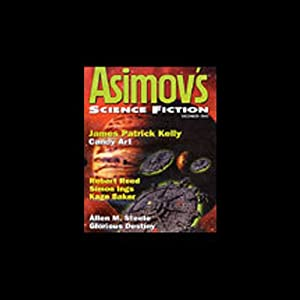 The Best of Asimov's Science Fiction Magazine 2002 | [Robert Silverberg, James Patrick Kelly, Ian Watson, Gregory Benford]