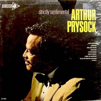 Arthur Prysock - strictly sentimental - Zortam Music