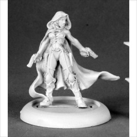 Nightslip Pulp Era Heroine Chronoscope Miniature by Reaper by Reaper