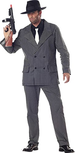 California Costumes Gangster Men Med 40-42
