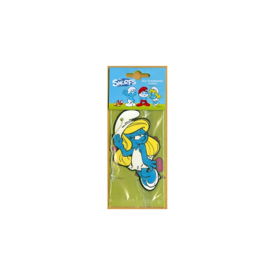 Fabulous The Smurfs Comic Television Franchise Smurfette Car Truck Camellatalisay Diy Chair Ideas Camellatalisaycom