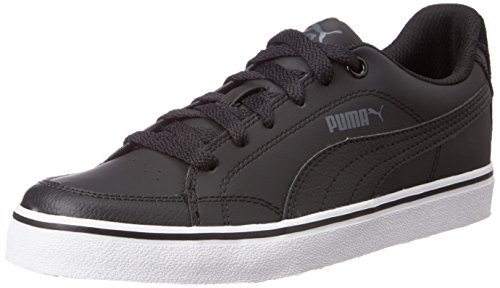 [プーマ] PUMA スニーカー Court Point Vu SL BG 357679 06 (ブラック/ブラック/ダーク シャドウ/22.5)