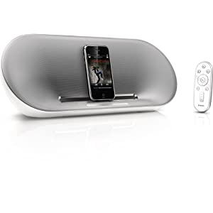 Philips Fidelio DS8500 ipod dock review