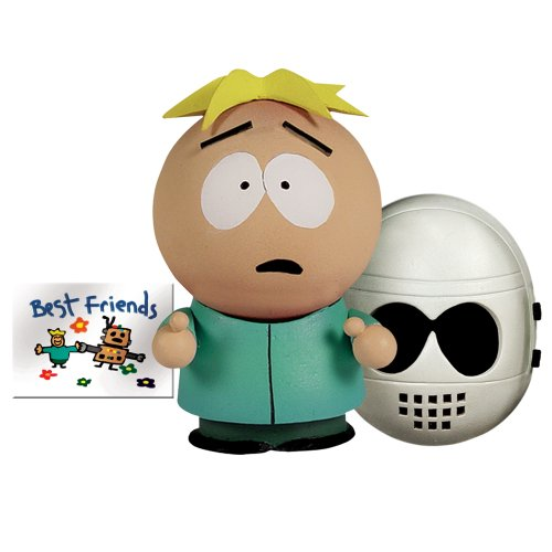 Buy Low Price Mezco South Park Classics – Butters Figure (B004CLZDBO)