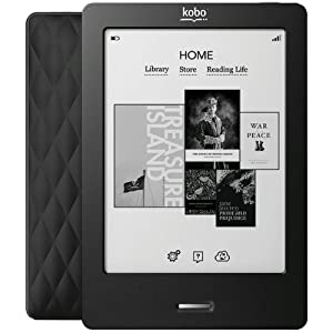 The Kobo eReader Touch