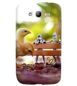 FurnishFantasy Designer Back Case Cover for Samsung Grand Neo Plus