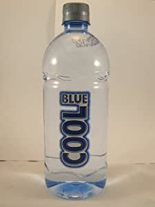 Cool Blue Water, 25.3-Ounce Bottles (Pack of 24)