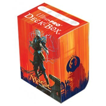 ultra-pro-deckbox-topload-dragons-maze-izzet