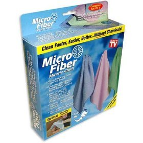Ontel Fiber Miracle Cloth