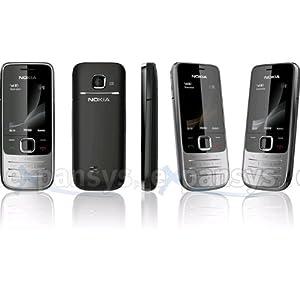 Nokia 2730 Unlocked Cell Phone with 2 MP Camera (Black)