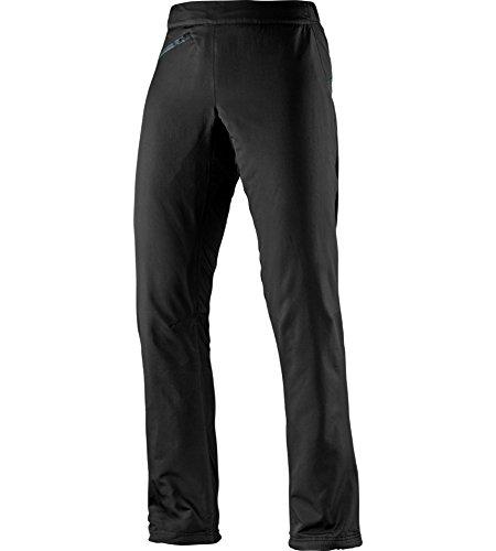 Salomon Women's Escape Pants, Large, Black (Womens Cycling Salomon compare prices)