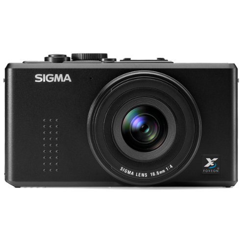 Sigma DP1s is one of the Best Compact Point and Shoot Digital Cameras Overall Under $1000